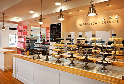Cupcakes Store Interior Design Ideas - Commercial Interior Design ...