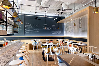 simple but unique caf interior design in singapore commercial rh mindfuldesignconsulting com modern and minimalist cafe coffee shop interior design by esrawe modern and minimalist cafe coffee shop interior design by esrawe