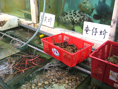 fresh sea food market hong kong