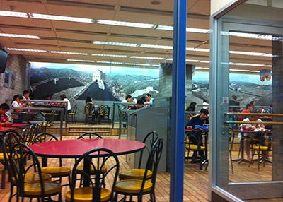 KFC Interior Design Beijing