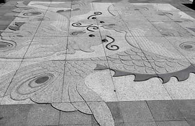Pavement Pattern Hong Kong