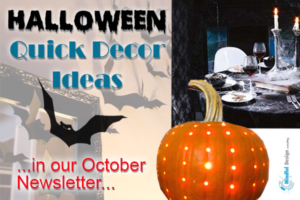 quick halloween decorideas
