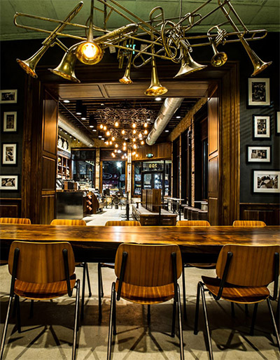 Starbucks Bends Their Brand For New Orleansu0027 Look U2013 Commercial Interior  Design News