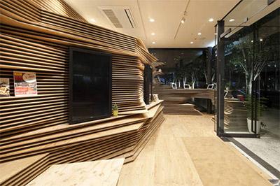 cafe interior design lounge