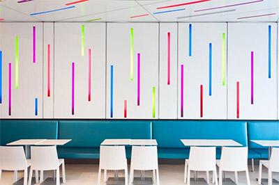 candy store interior designer