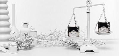 cosmetics store boutique branding packaging design