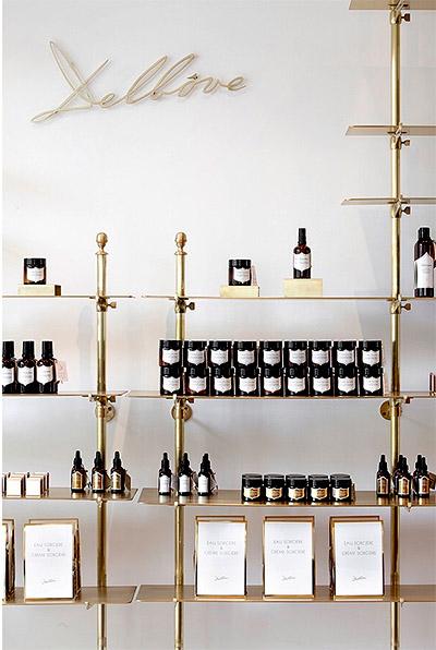cosmetics store boutique design