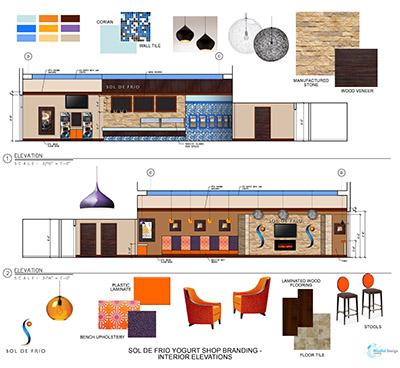 Pallet wall designs