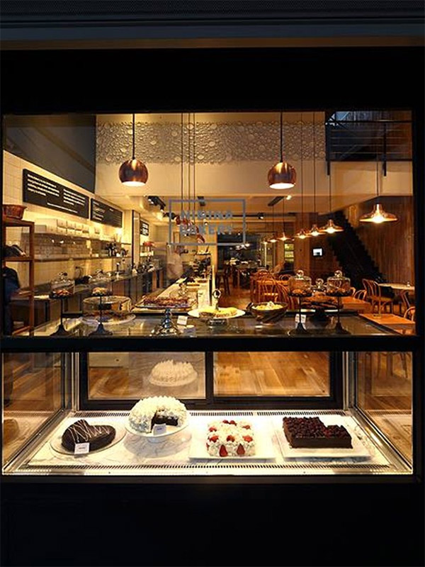 Bakery Design In Buenos Aires Commercial Interior Design