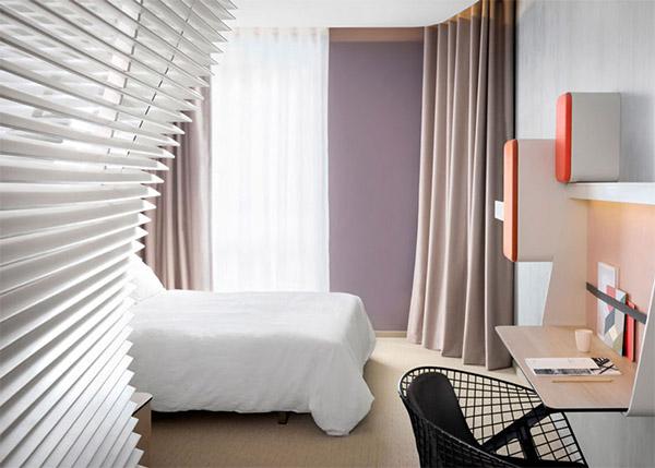 hotel interior design rooms