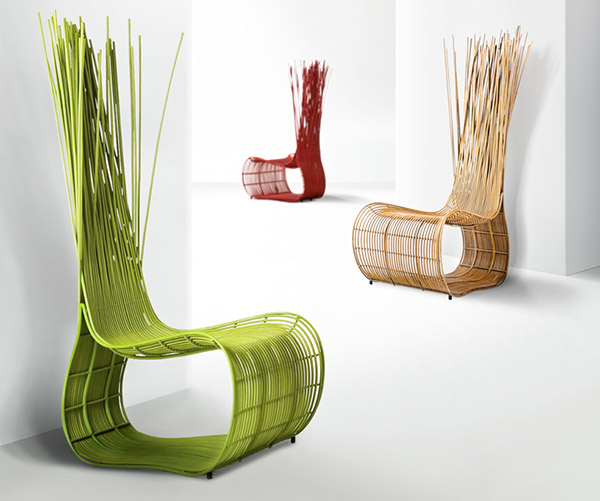 Kenneth Cobonpue chairs