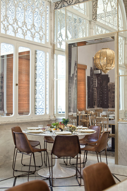 restaurant designer
