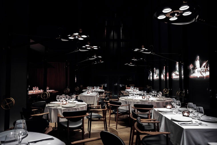 la centrale restaurant renovation – commercial interior design