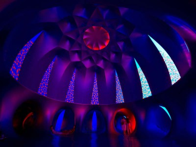 Inflatable Domes Interactive Architecture