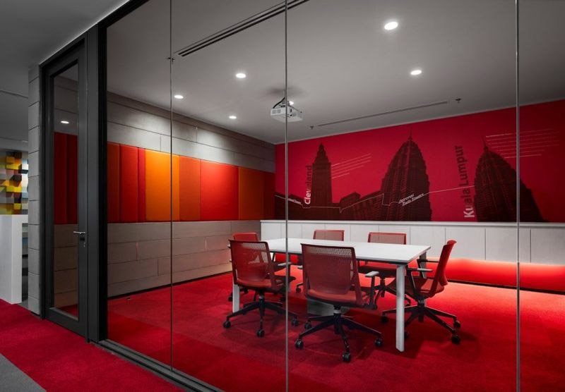 office interior design in malaysia commercial interior design news