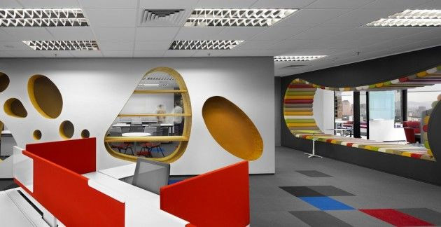 Vibrant SherwinWilliams Office Interior Design In Malaysia Simple Commercial Building Interior Design Creative