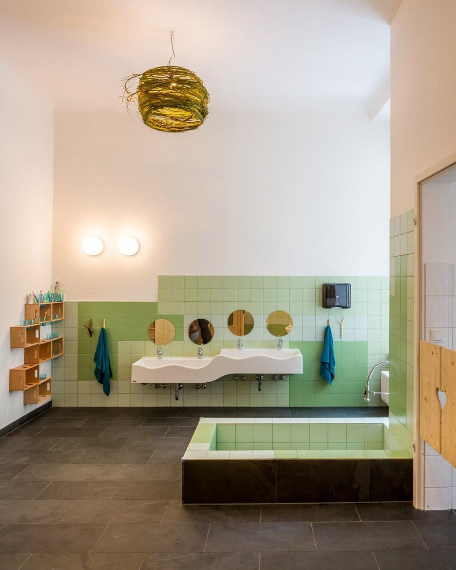 School Interior Design: Inspiring School Interior Design In Germany