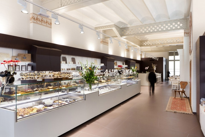 ... Store Interior Design in Barcelona – Commercial Interior Design News
