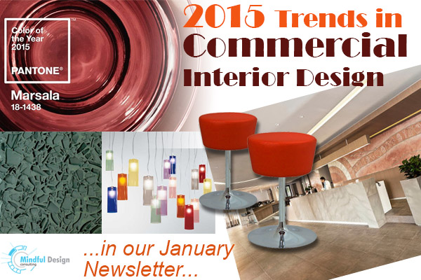 commercial interior design trends 2015