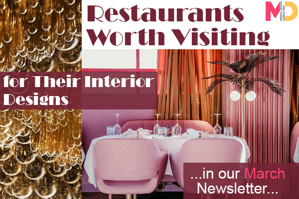 Restaurants to see just fo rinterior
