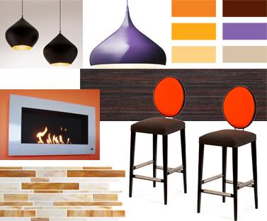 Restaurant Design Branding
