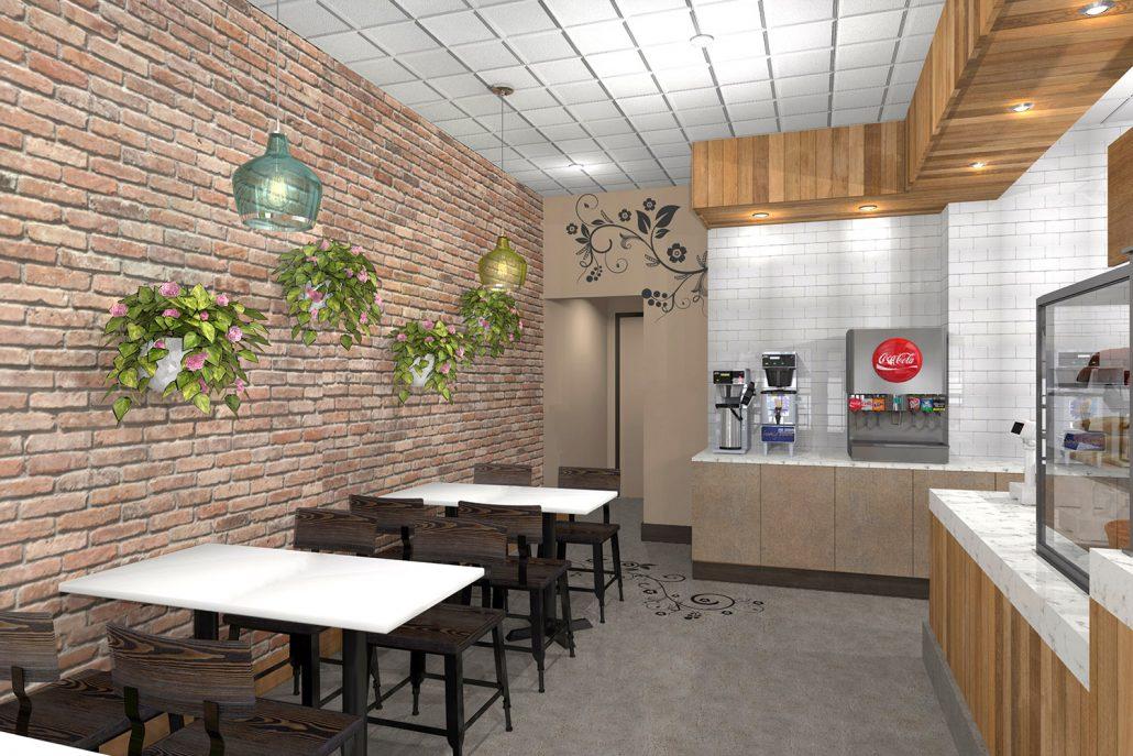 Restaurant Design Firm