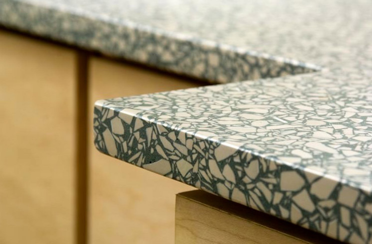 Superieur Recycled Glass In Interior Design