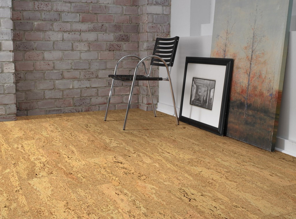 Cork flooring an environmentally friendly flooring for Flooring floor