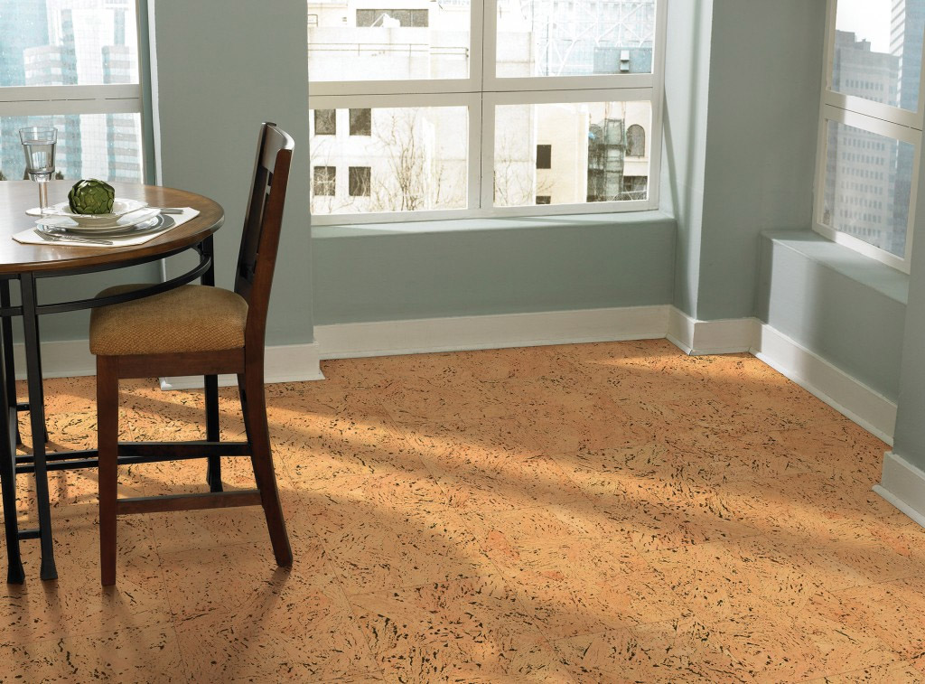 Cork Flooring an Environmentally Friendly Flooring Commercial