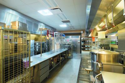 Solar Tubes in Commercial Kitchen Design
