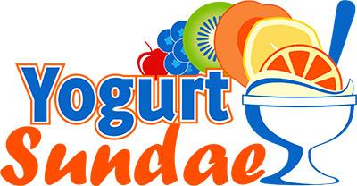 Yogurt Sundae Yogurt Shop Design