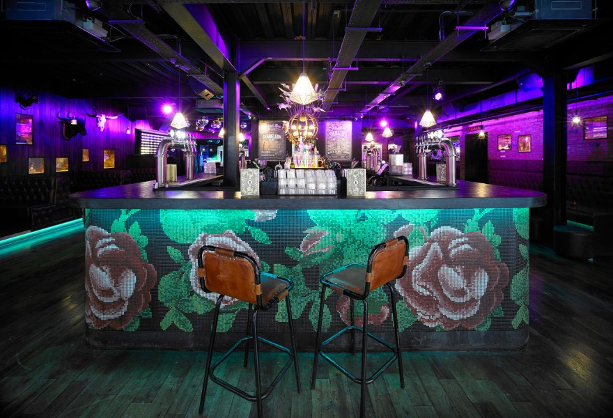 a whimsical restaurant design in egland – commercial interior
