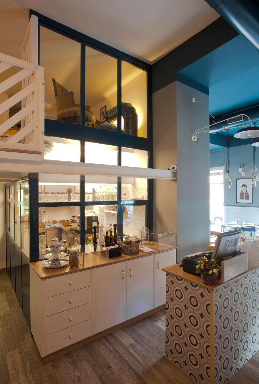 Prague commercial interior design news mindful design consulting - Restaurant Interior Design