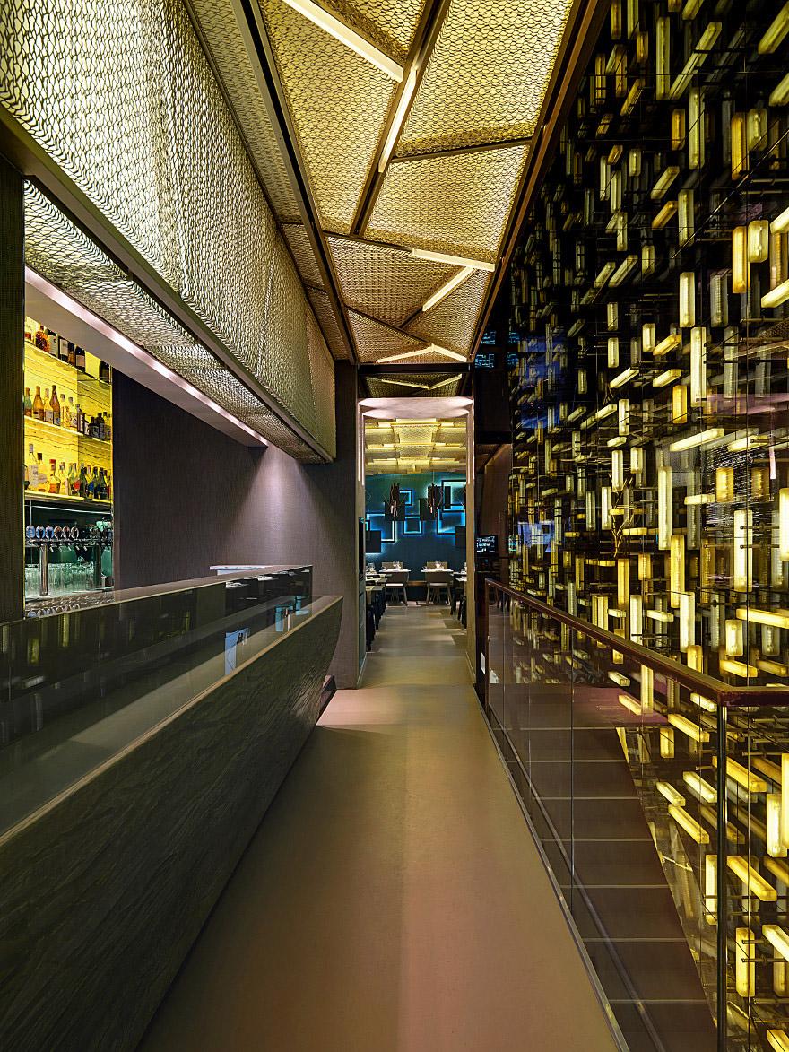 Sushi Restaurant Design intricate details of a sushi bar restaurant design – commercial
