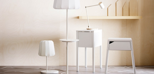 Ikea Introduces The Wireless Charging Furniture