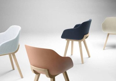 Recyclable Bioplastic Chair