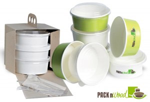 Sustainable Materials Food Containers