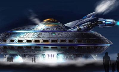 UFO Hotel Design