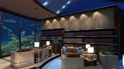 Underwater Library