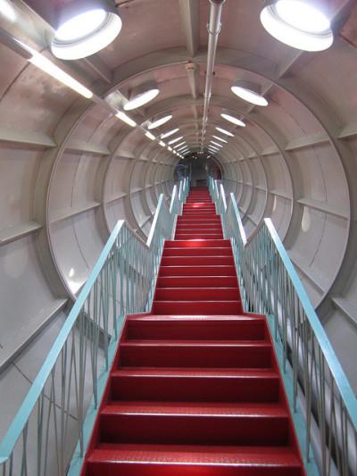 Atomium Interior