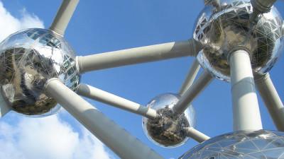 Atomium Sphere Design