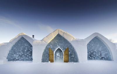 Ice Hotel Design