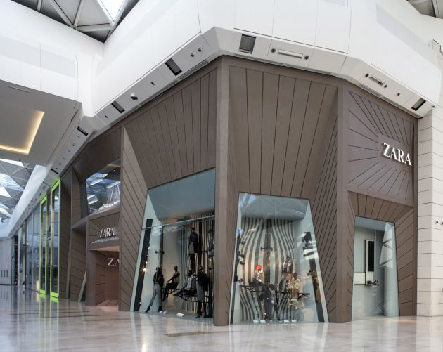 Innovative Store Front Design
