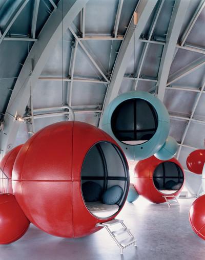 interior design atomium
