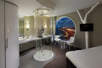Room Interior Design in Hotel