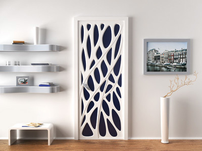 Bionic Design Door