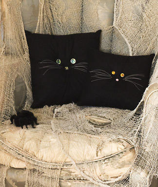 Halloween-Pillows