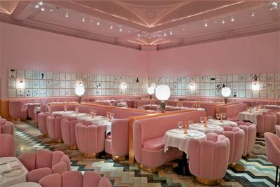 Pink-Restaurant-Design