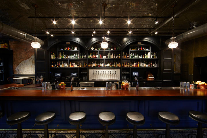 Apothecary Themed Bar Feeds Nostalgia For The Past