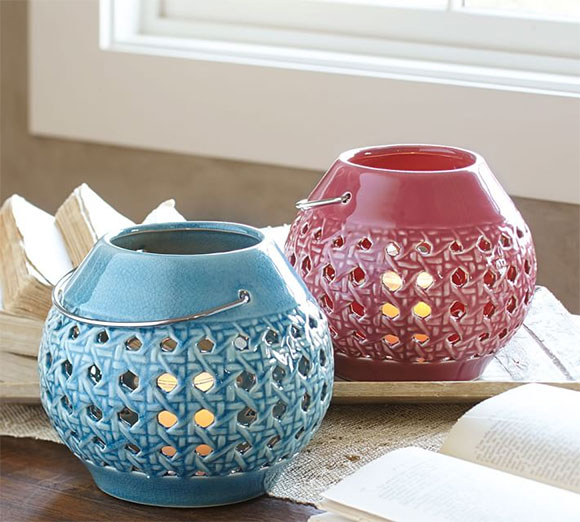 Pink-Blue-Candle-Holders